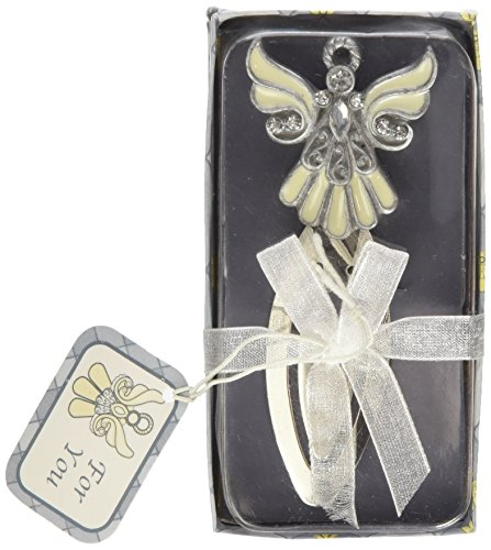 - Gift Boxed Angel Bookmark Perfect Favors for Weddings or Religious Events (Set of 6)