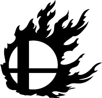 Image result for smash bros logo