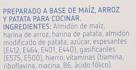 Gallo - Mix para multiples usos - Sin gluten - 500 g - [Pack de 9 ...