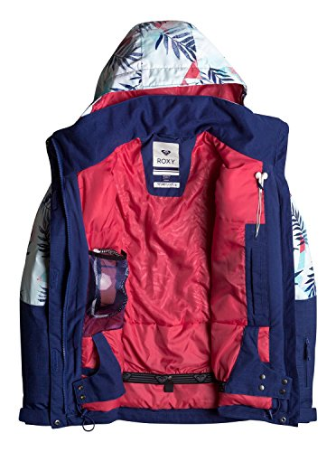 Roxy Womens Jetty Block Jacket