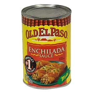 Amazon.com : El Paso Mild Enchilada Sauce, 10-Ounce Cans