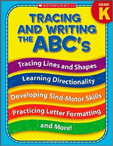 Amazon.com: Tracing and Writing the ABC's (Kindergarten ...