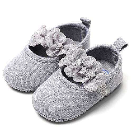 Bambin Rose pour Marcheurs Talons De Premiers Coton Petit Femmes Blanc OHQ Gris Enfants Mode BéBé Perle Noir Fille Gris Chaussures Sneakers Tout WanxYwZOq
