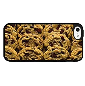 Yummy Chocolate Chip Cookie Hard Snap on Phone Case (iPhone 5c)