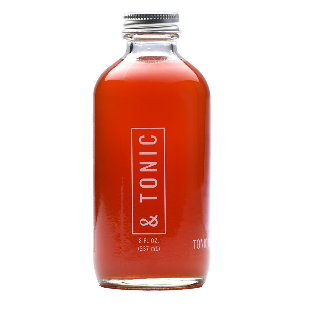 Artisanal Tonic Syrup, Handcrafted by &Tonic - 8oz by &Tonic