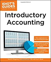 Idiot's Guides: Introductory Accounting Front Cover