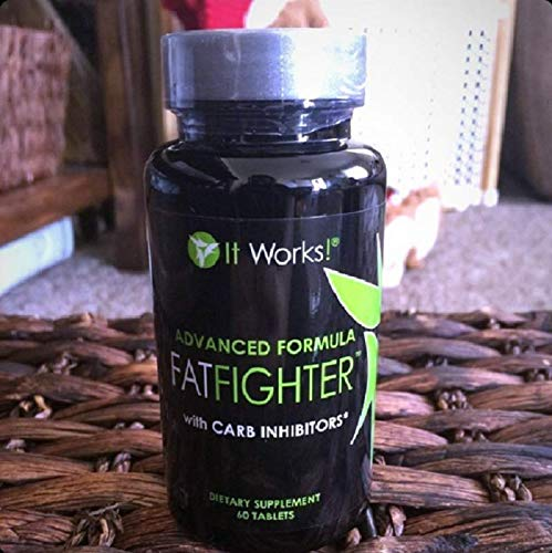 It Works! Advanced Formula Fat Fighter with Carb Inhibitors