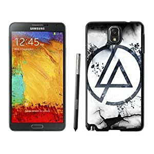 High Quality Samsung Galaxy Note 3 Case ,Cool And Fantastic Designed Case With Linkin Park 1 Black Samsung Galaxy Note 3 Cover