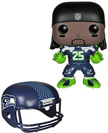FunKo 4530 POP! Vinylfigur: NFL: Richard Sherman (Seahawks) Funko Pop! Sports