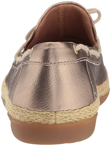 Clarks Women's 6 5 Leather metallic Gold Bodie Danelly Medium Shoe Us Boat qUwdxqgrH