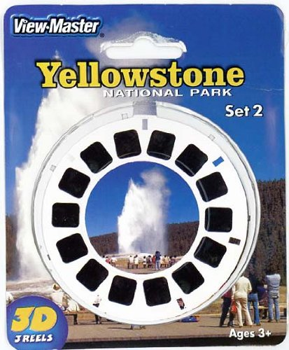 View Master: Yellowstone National Park - Set 2 by View Master (Image #1)