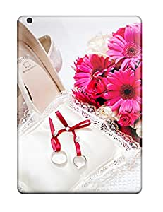 First-class Cases Covers For Ipad Air Dual Protection Covers Wedding Paradox Visual