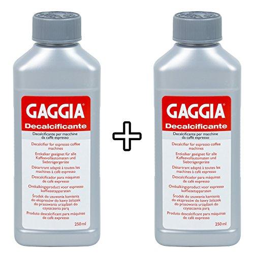 Gaggia Decalcifier Descaler Solution 250ml