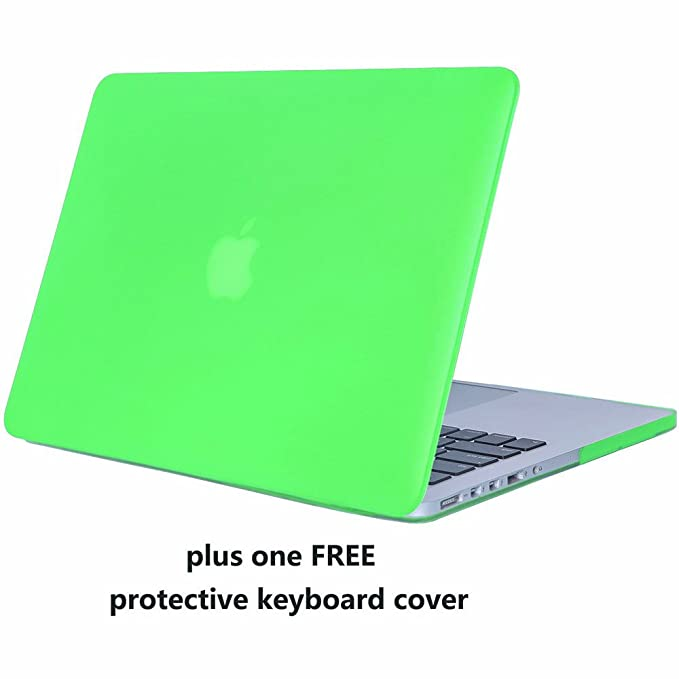 MacBook Pro 13 Retina Case Cover - treasure21 Slim Fit suave ...