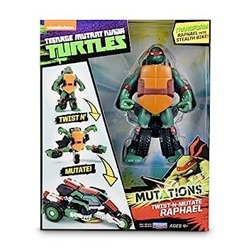 Tortugas Ninja - TMNT Mutation vehiculos con Tortuga Rafael ...