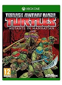 Teenage mutant ninja turtles mutants in manhattan for xbox one