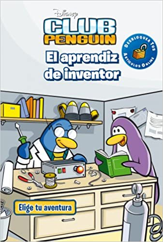 Club Penguin. El aprendiz de inventor: Disney: 9788499514307: Amazon.com: Books
