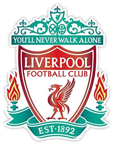 Liverpool Vinyl bumper Sticker Decal product image