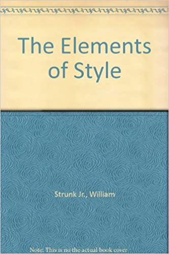 The Elements Of Style Pdf Congtandmeslotk