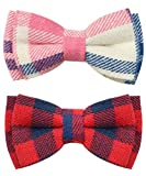 Joytale Breakaway Cat Collar with Bow Tie and