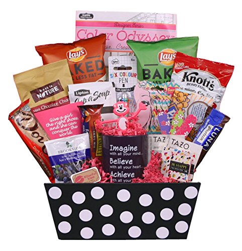 - Miss Bliss - Gift Basket for a Special Young Lady