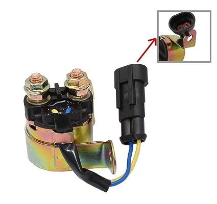 Starter Solenoid Relay 4010947 for Polaris Sportsman 500 800 Ranger RZR  Repl  #4012001