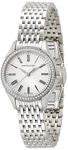 HAMILTON watch Valiant 60P diamond H39211194 Ladies (Hamilton Wrist Watch Diamond)