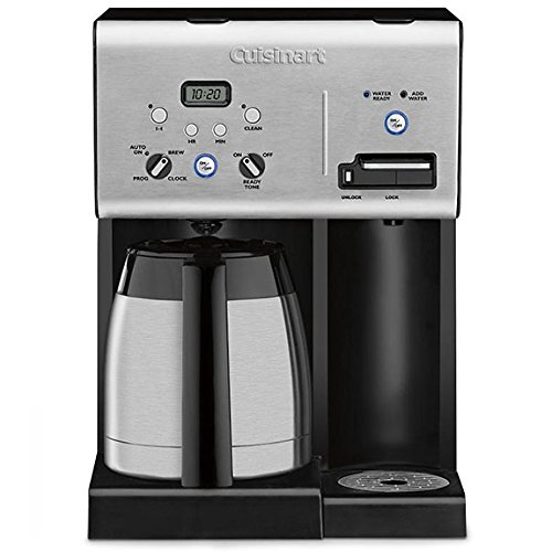Cuisinart Coffeemaker Hot Water System