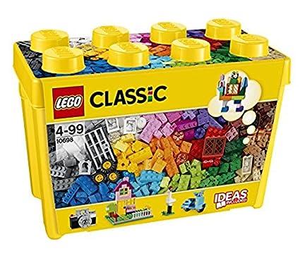 LEGO Classic Caja de ladrillos creativos grande multicolor