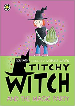 Book Titchy Witch And The Magic Party