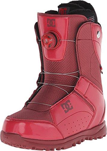 DC Women's Search Snowboard Boot, Syrah, 8B ()