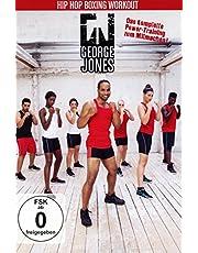 George Jones: Hip Hop Fitness Boxing Workout (DVD Audio)