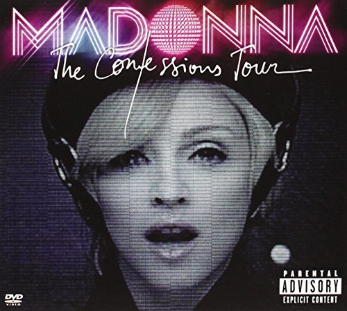 The Confessions Tour - Live from London (CD+DVD) by MADONNA (2013-05-03) B01G4D4L7O