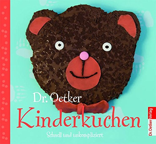 Kinderkuchen Amazon De Dr Oetker Bucher