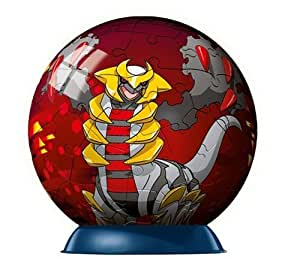 Ravensburger 09719 puzzleball Pokemon - Puzzle de bola de 60 partes de Pokemon