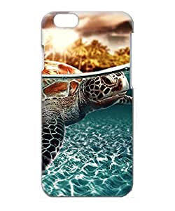 Generic Sea Turtle Hard Back Case for Apple Iphone 6 4.7 Inch Polycarbonate Plastic