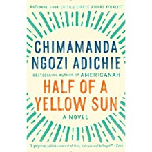 Half of a Yellow Sun Audiobook by Chimamanda Ngozi Adichie Narrated by Zainab Jah