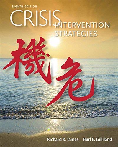 Crisis Intervention Strategies (MindTap Course List)