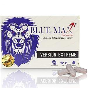Blue Max® 2a Generazione - Version Extreme - Alterazione Dei Livelli Di Testosterone - Booster Naturale Anche Per…