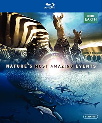 Nature's Most Amazing Events (BD) [Blu-ray]