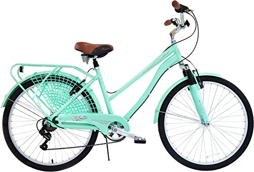 Columbia Archer Deluxe Women's 26-Inch Retro Hybrid Bicycle