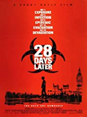 28 Days Later por Cillian Murphy