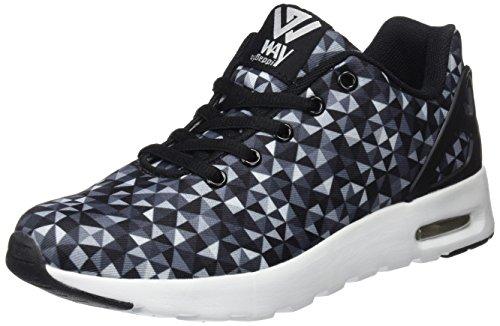 Negro Zapatillas de Exterior Mujer BEPPI Sport Deporte Preto 2155301 Shoe para qUZ6z7