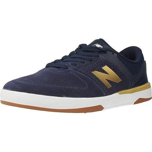 2new balance uomo scarpe blu