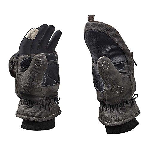 Legendary Whitetails Men's Arctic Tundra Pop Top Gloves