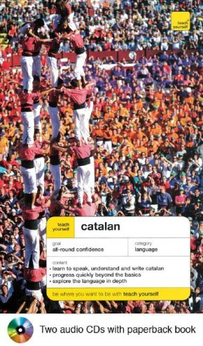 Download By Alan Yates - Teach Yourself Catalan Complete Course Package (Book + 2CDs) (TY: (2nd Edition) (2004-10-13) [Paperback] PDF