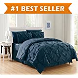 luxury best softest coziest 8piece bedinabag comforter set on amazon elegant comfort silky soft complete set includes bed sheet set with double