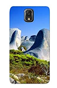 Eroded Granite Case Compatible With Galaxy Note 3/ Hot Protection Case