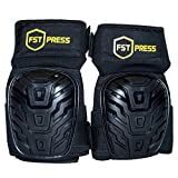 User Experience Design! Professional Knee Pads by FST Press - Most Comfortable for Work, Flooring, Construction, Gardening and Tactical