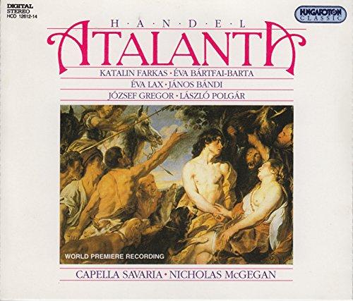 Atalanta, HWV 35: Act III Scene 1: Aria: Bench'io non sappia ancor (Atalanta)